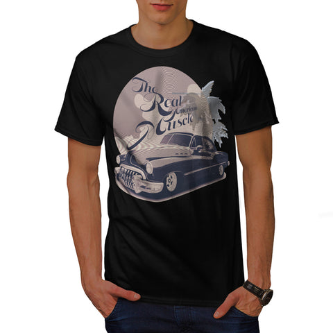 Real American Muscle Mens T-Shirt
