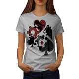 Gangsta Shotgun Game Womens T-Shirt