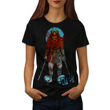 Fatal Japanese Fight Womens T-Shirt