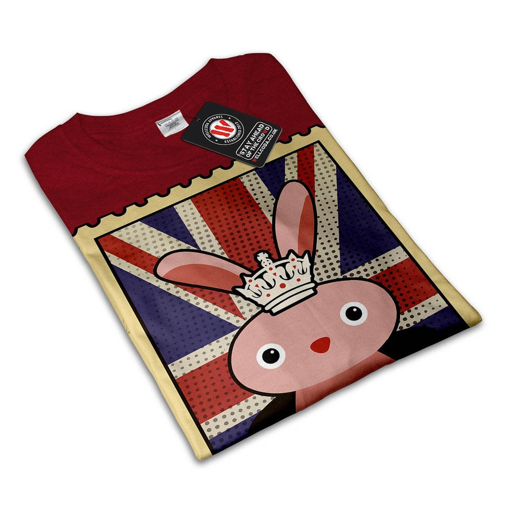 Animal Great Rabbit Womens T-Shirt