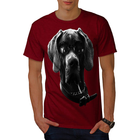 Swag Great Dane Dog Mens T-Shirt