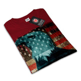 American Eagle Pride Mens T-Shirt