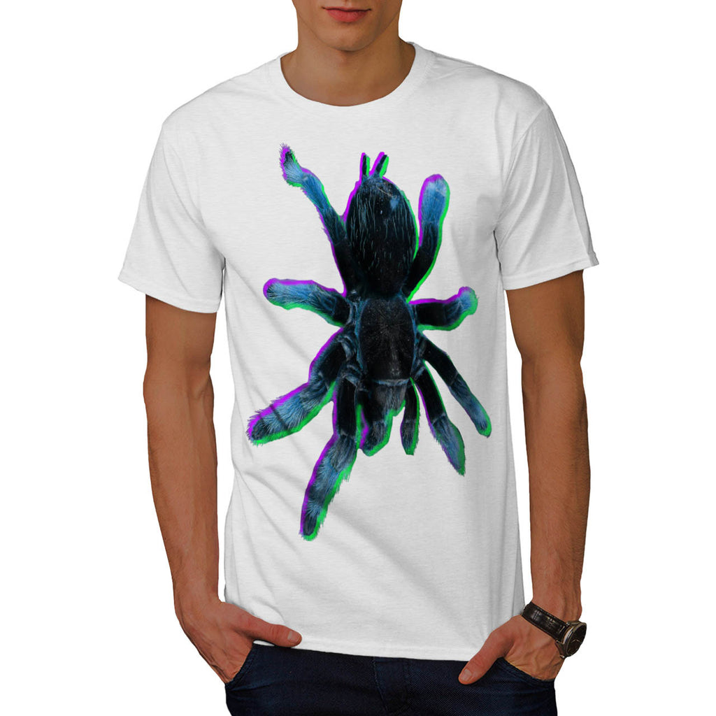 Spider Tarantula Art Mens T-Shirt
