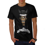 Zombie Beauty Inside Mens T-Shirt