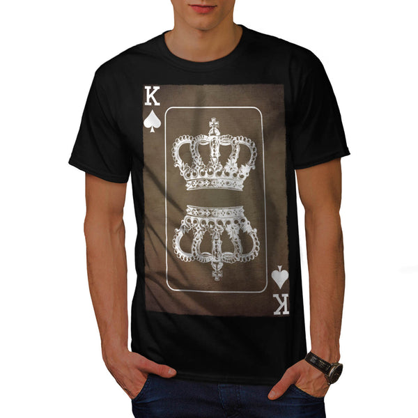 Royal Crown Game Mens T-Shirt