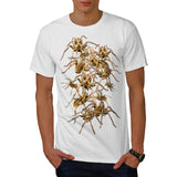 Spider Nest Scare Mens T-Shirt