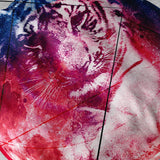 Animal Tiger Universe Womens T-Shirt