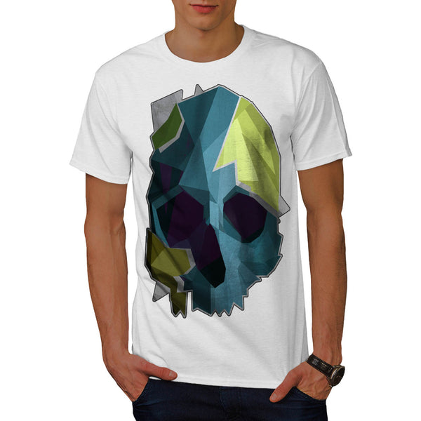 Skull Concert Art Mens T-Shirt