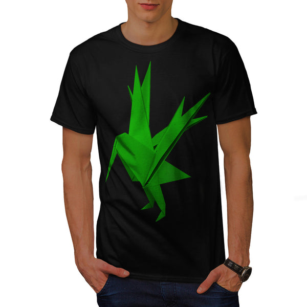 Origami Creature Mens T-Shirt