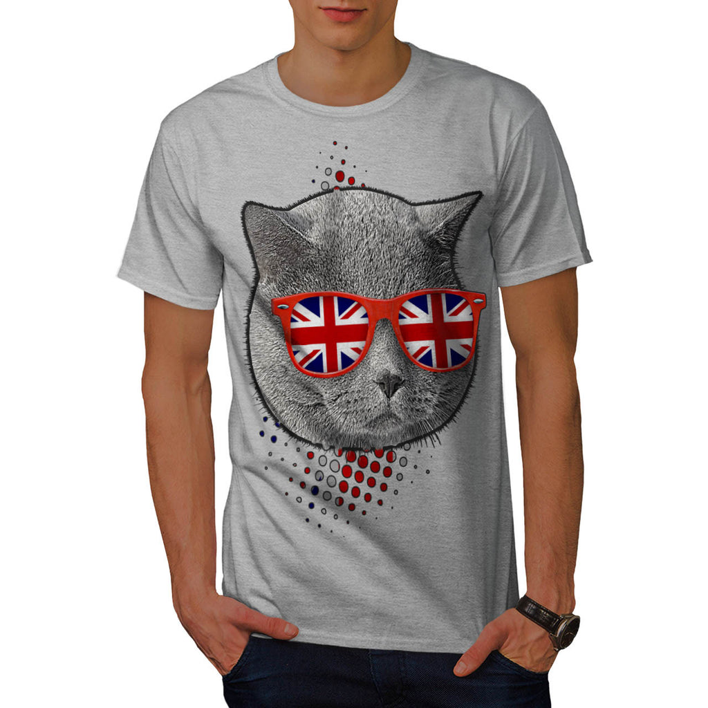 British Shorthair Mens T-Shirt