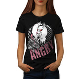 Monster Angry Animal Womens T-Shirt