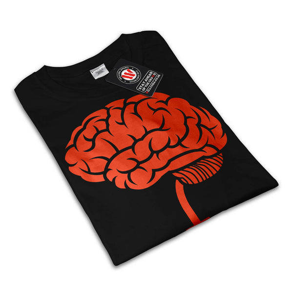 Insert Brain Flash Mens T-Shirt