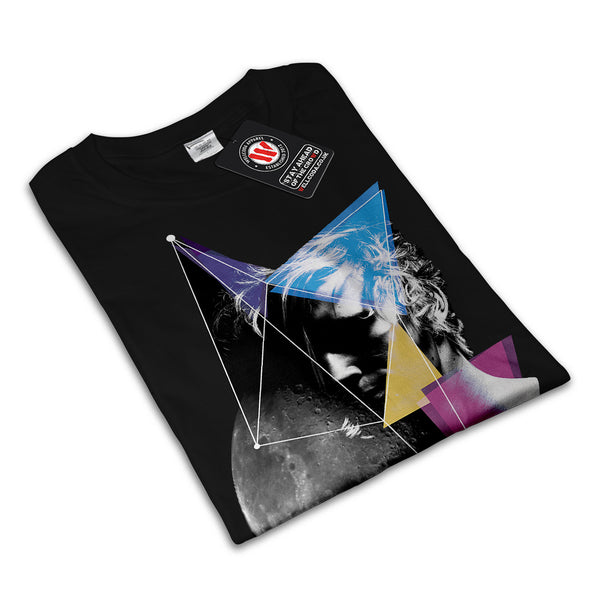 Outer Space People Womens T-Shirt