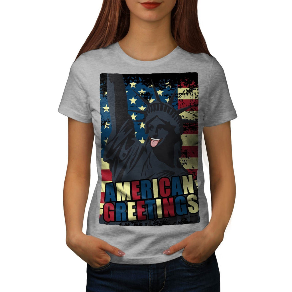 American Greeting Womens T-Shirt