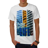 City Life Building Mens T-Shirt