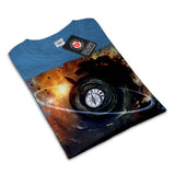 Eternity Storm Twist Mens T-Shirt