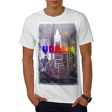 Urban Network Orb Mens T-Shirt