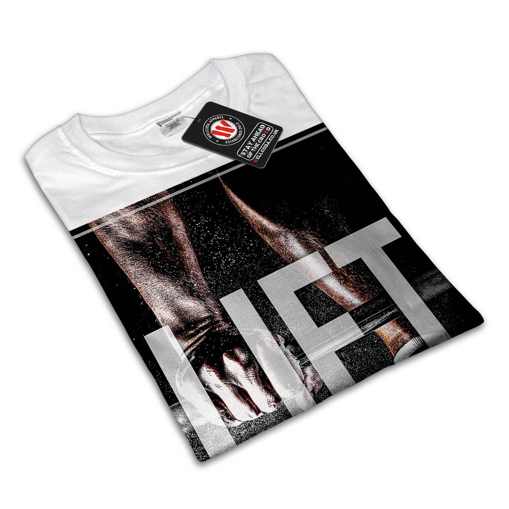 Lift Workout Power Mens T-Shirt