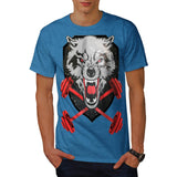 Furious Beast Fever Mens T-Shirt