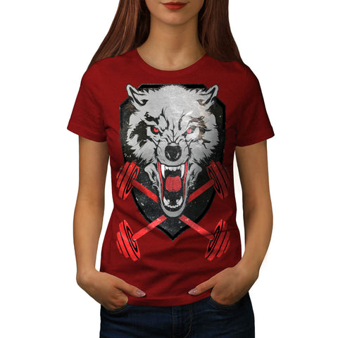 Furious Beast Fever Womens T-Shirt