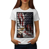 American Street Art Womens T-Shirt