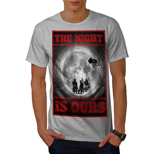 The Night Is Ours Mens T-Shirt