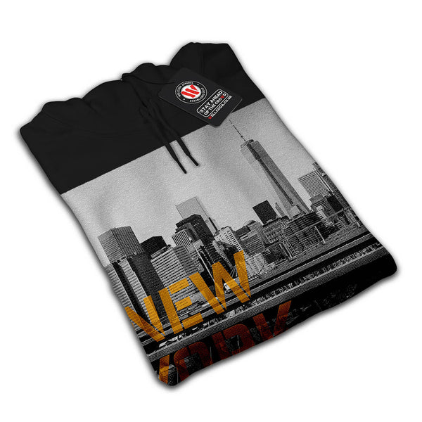 New York City Taxi Womens Hoodie