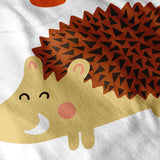 Animal Hedgehog Love Womens T-Shirt