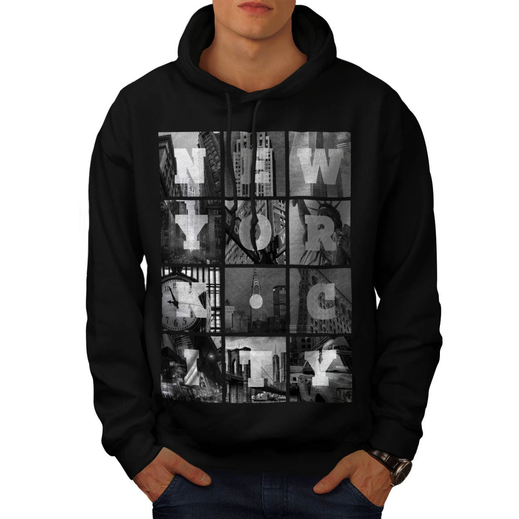 New York City Photo Mens Hoodie
