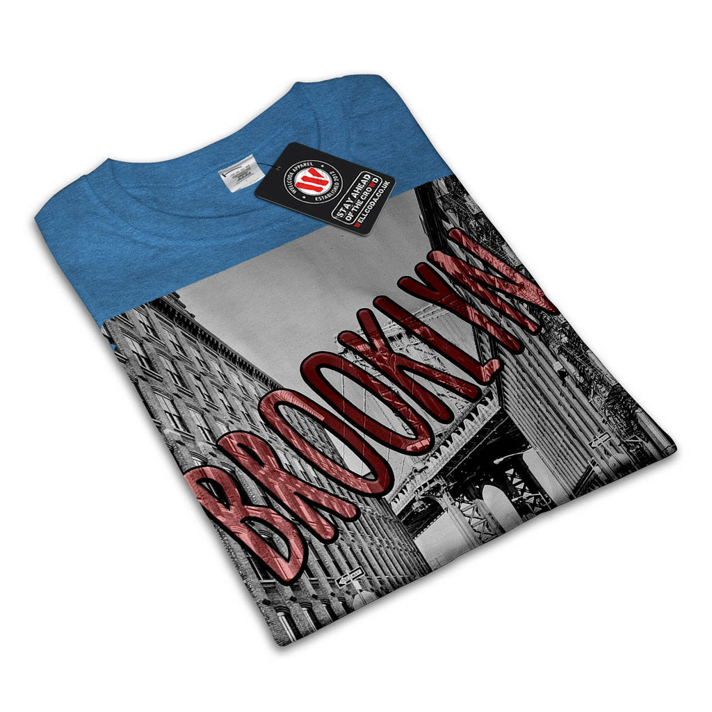 Brooklyn Air Jumper Mens T-Shirt