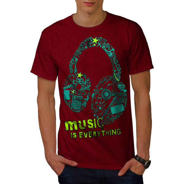 Music Is Everything Mens T-Shirt