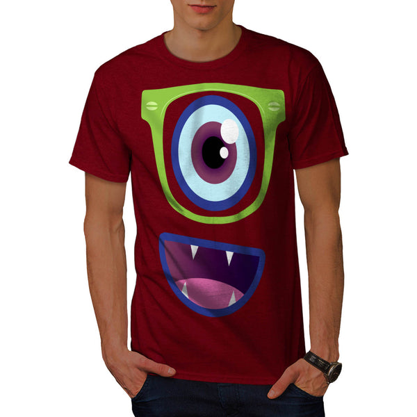 One Eyed Monster Mens T-Shirt
