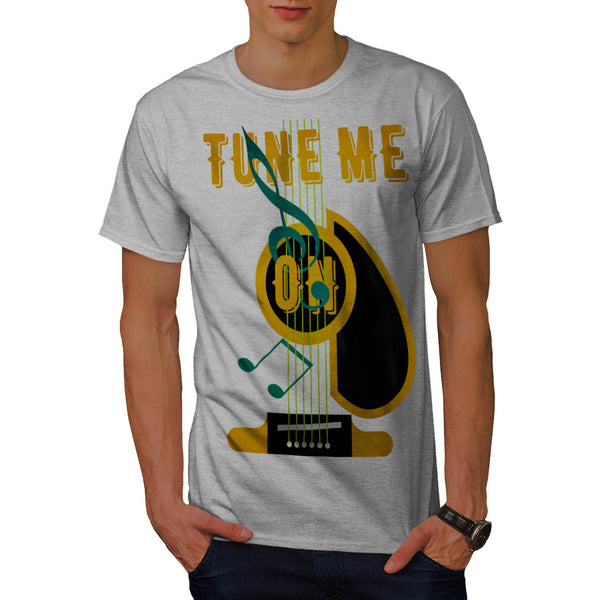 Tune Me On Musical Mens T-Shirt