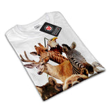 Wilderness Animal Womens T-Shirt