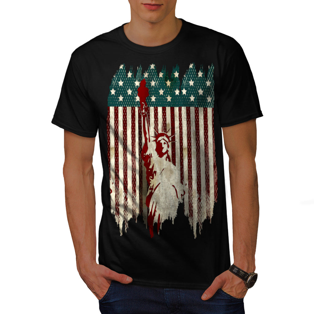 American Liberty Mens T-Shirt