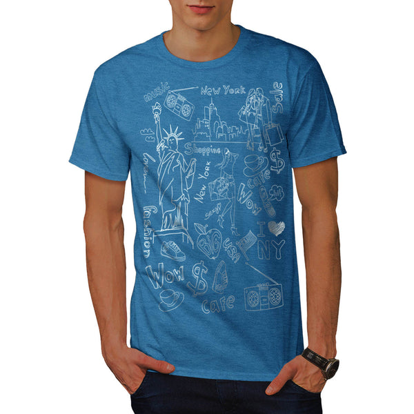 New York City Lover Mens T-Shirt