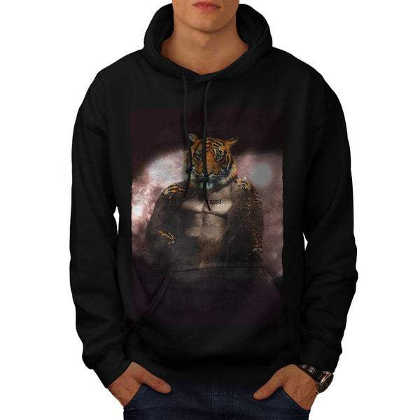 Future Freak Mutant Mens Hoodie