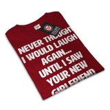 Laugh Again Womens T-Shirt