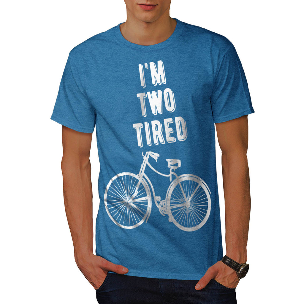 Bike Joke Mens T-Shirt