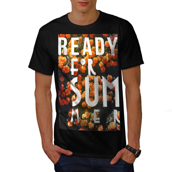 Ready For Summer Mens T-Shirt