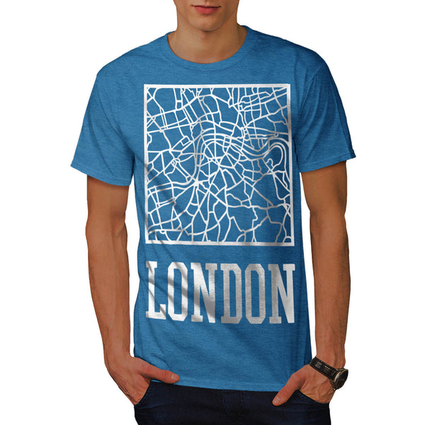 England City London Mens T-Shirt