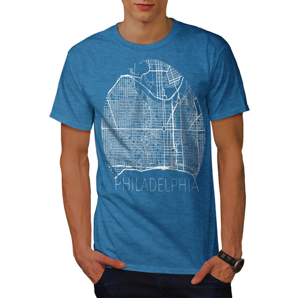 America Philadelphia Mens T-Shirt