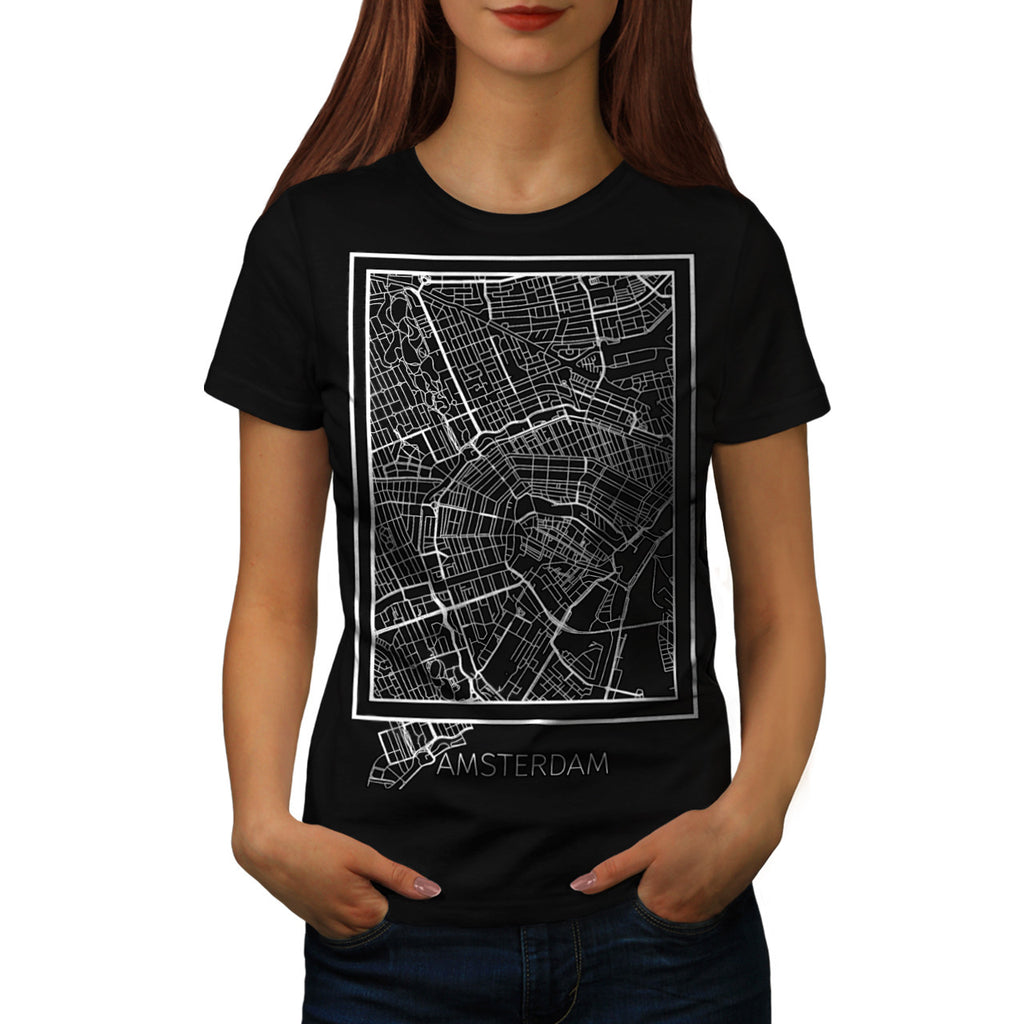 Holland Amsterdam Womens T-Shirt