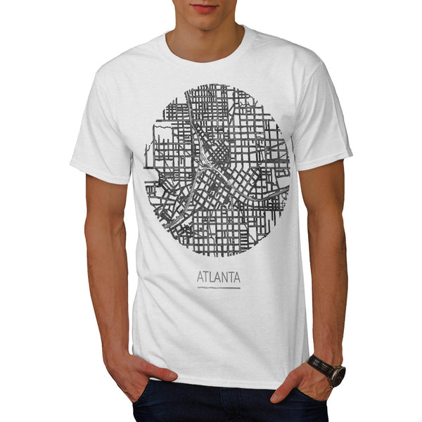 America City Atlanta Mens T-Shirt