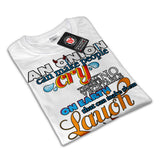Onion People Cry Womens T-Shirt