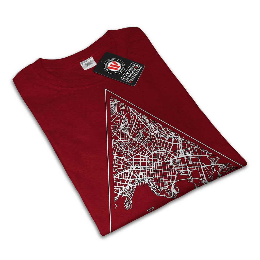 Norway Big City Oslo Womens T-Shirt