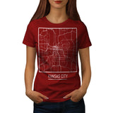 America Kansas City Womens T-Shirt
