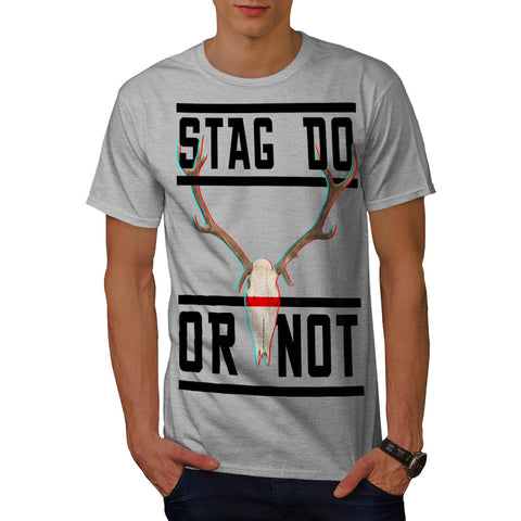 Stag Night Out Mens T-Shirt