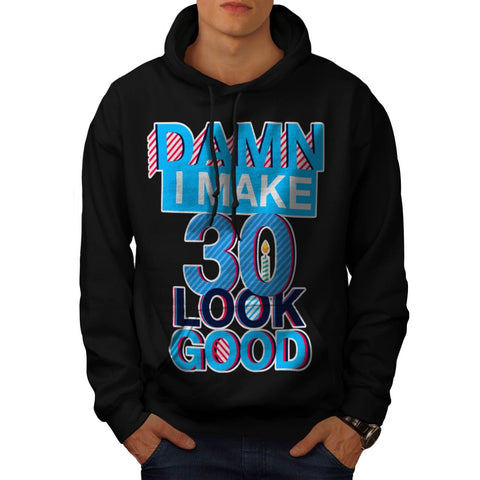 30 Years Old Mens Hoodie