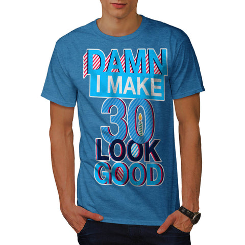 30 Years Old Mens T-Shirt